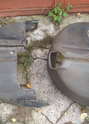 Задние подкрылки Skoda Octavia Tour A4 (Шкода Октавия Тур)
