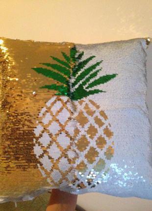 Подушка декоративная ананас