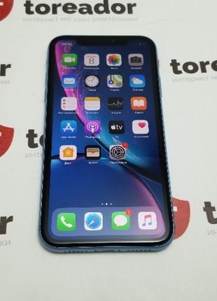 Apple iPhone XR 128gb Blue NeverLock Айфон 7/8/X/XR/XS/MAX/11/...