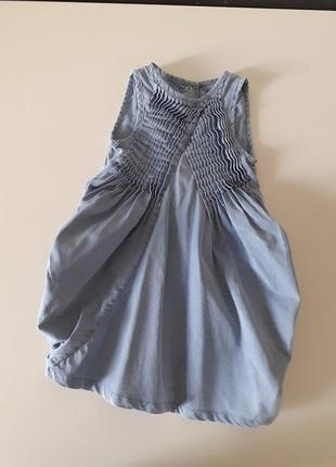 Платье name it на 1-1,5 годика