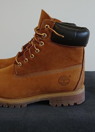 Ботинки Timberland Yellow boots