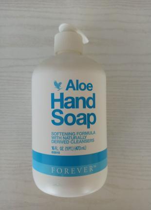Жидкое мыло с алоэ