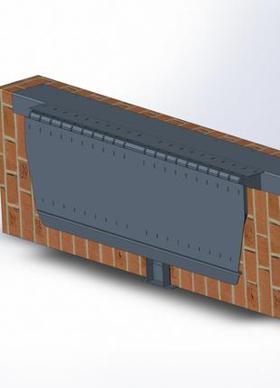 Аппарель платформа уравнительная для рампы