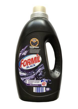 Гель для стирки Formil Black для темных вещей 1,5 л