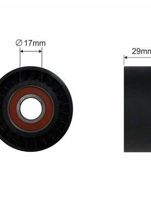 Ролик кондиционера/генератора A11-8111200AB Chery - Amulet