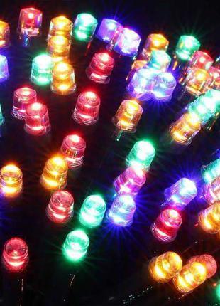 Led гирлянда 100 ламп