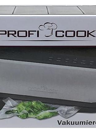 Вакуумный упаковщик Profi Cook PC-VK 1134