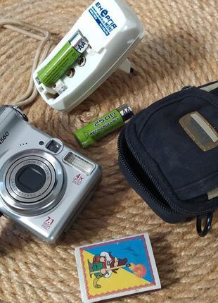 Фотоапарат кенон А560
