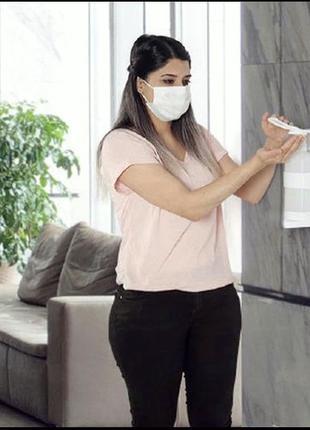 Дозатор для дезинфекції рук настінний