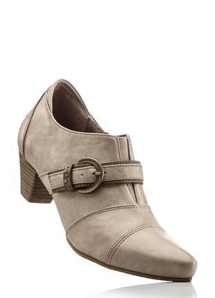 Туфли  женские  бренд  Mustang . Германия