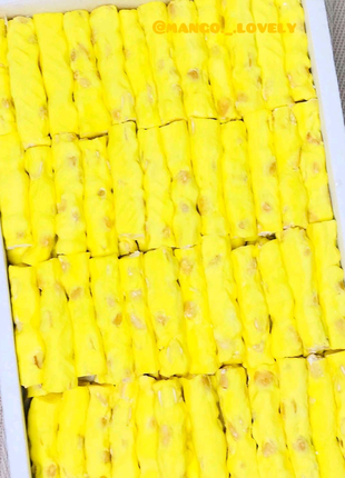 Рахат-лукум банановый