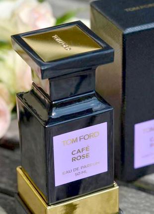 Tom Ford Cafe Rose_Оригинал EDP_3 мл затест_Распив