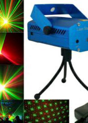Лазерный прожектор