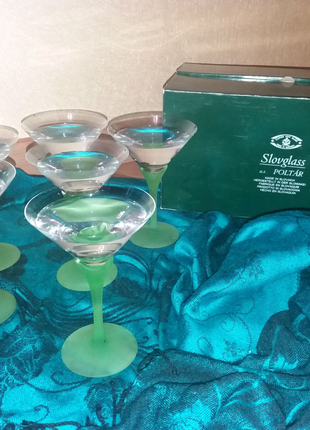 Бокалы для мартини ( коктелей)