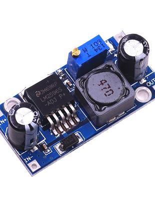 Модуль понижающий регулируемый LM2596