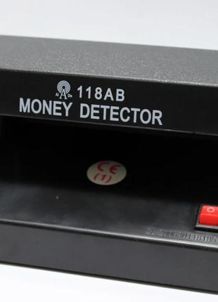 Детектор Валют 118 AB УФ Лампа для Денег MONEY от батареек