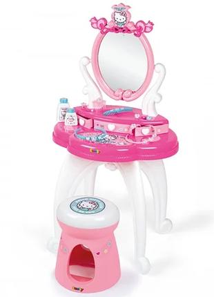 Туалетный столик со стульчиком Hello Kitty Smoby 320239 Подробнее