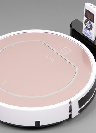 Робот-пылесос iLife v7s plus с влажной уборкой