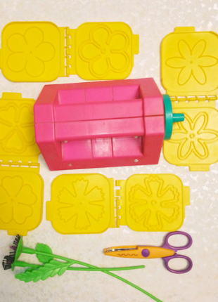 Интерактивный набор для изготовления цветов из бумаги