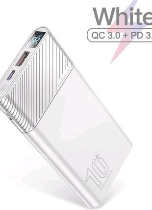KUULAA Power Bank 10000mAh QC PD 3.0