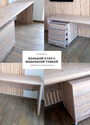 Столы для дома и офиса на заказ.