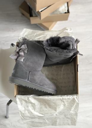 Угги Ugg Grey