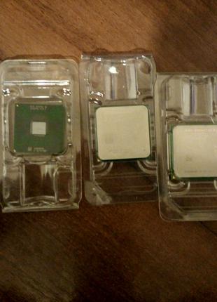 Процессоры на компьютер и ноутбук Intel, AMD