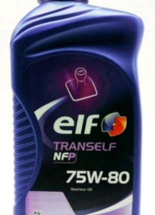 Elf transmission 75w-80