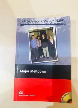 Книжка на английском Major Meltdown