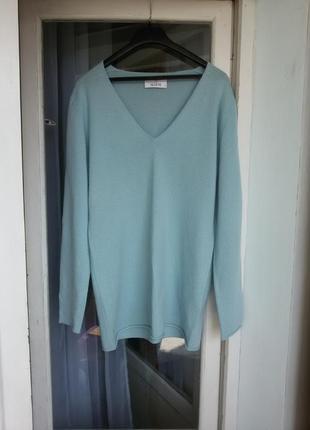 Кашемировый свитер allude 100% кашемир