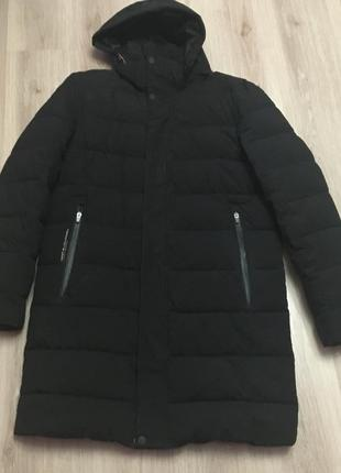 Молодежная мужская  стильная зимняя куртка indaco размер  52