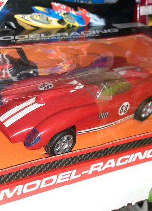 Машина р.у красивая модель кабриолет
