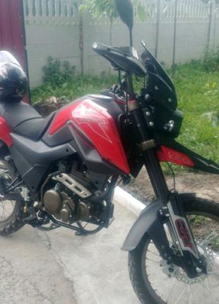 Мотоцикл Shineray x trail 250