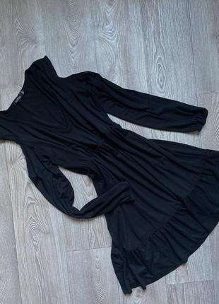 Платье с воланами \ платье для беременных