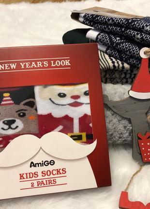 Носки в подарочной упаковке! отличный подарок к Новому Году🎄🤗