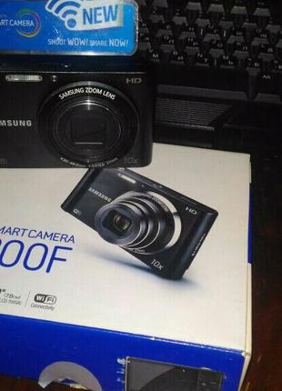 Фотоапарат Samsung ST200F black