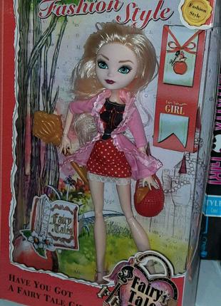 Кукла Эвер Афтер Хай шарнирная