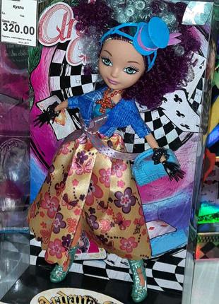 Кукла Эвер Афтер Хай шарнирная очень красивая