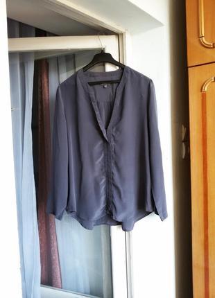 Шелковая блуза et vous 100% шелк