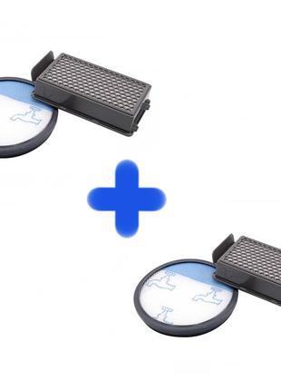 2 Набора фильтров для пылесосов Rowenta ZR005901 DP13030