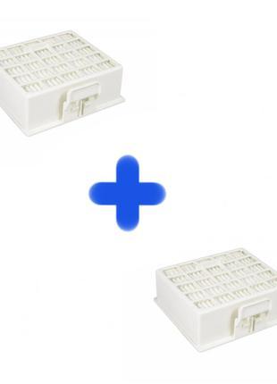 2 Фильтра HEPA для пылесосов Bosch BBZ153HF