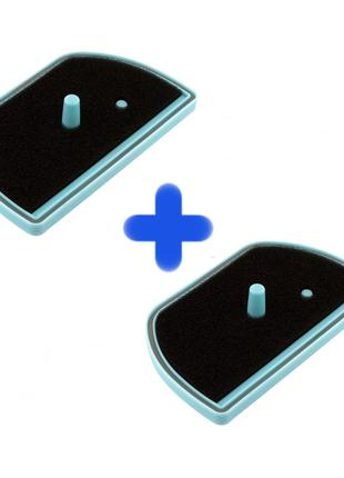 2 Фильтра для пылесоса LG ADQ73393603 аналог