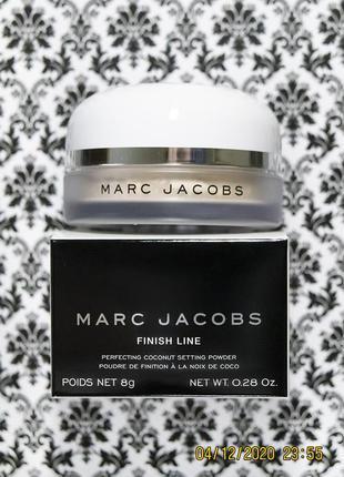 Полноразмерная пудра marc jacobs finish line perfecting coconu...