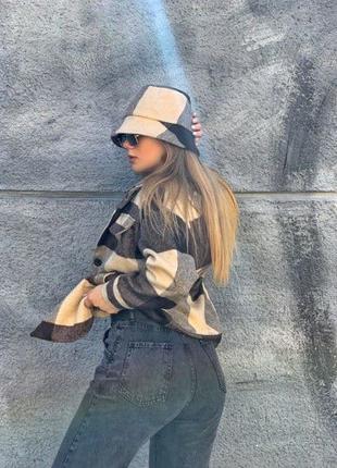 Женское кашемировое пальто + шляпа