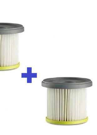 2 Фильтра цилиндрический пылесоса Philips HEPA FC8047/01-FC 8714