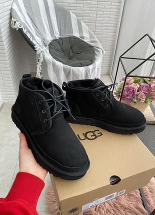 Ботинки мужские угг ugg