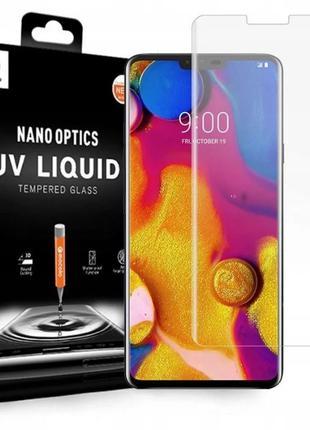 5D Стекло Mocolo Nano Optics LG V30 / V30 Plus / V35 / V40 / V50