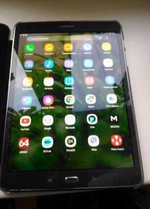 "Планшет Samsung galaxy tab a t555 9.7"" 4g сим карта 7 андроид"