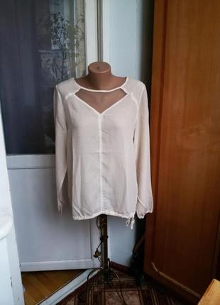 Шелковая блуза nile 100% шелк