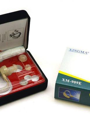 Слуховой аппарат Xingma XM-909T Оригинал! Под стандартные батарей
